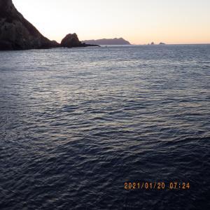 磯釣り 10回目 日振島