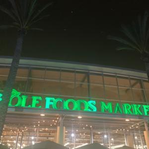色々増えてる!Whole Foods Market♪