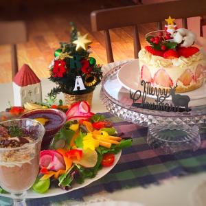 【急募!】RAWクリスマスケーキレッスン&パーティー開催します。