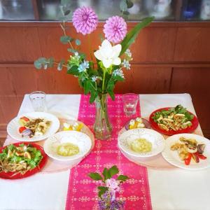 【誕生秘話】まかないランチから旅するヘルシー料理レッスン開催に!