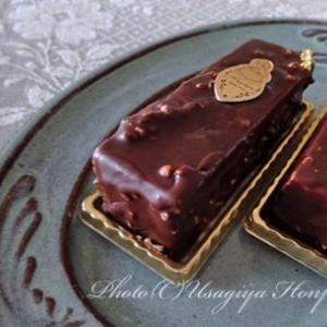 クグラパン*ラムレーズン*チョコレート*ラムレザンヌのケーキ