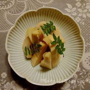おうちごはん*旬の野菜*たけのこ煮*日々の和食