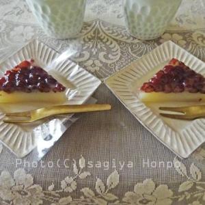 夏越の祓*水無月*おうち和カフェ*日影茶屋*和菓子