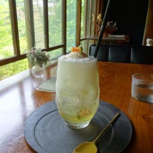 燕カフェ鎌倉*メロンクリームソーダ*秘密の部屋