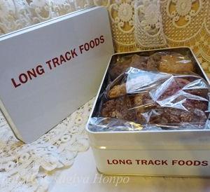 LONG TRACK FOODS DAILY*缶入りチョコチップクッキー