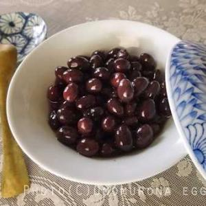 石渡源三郎商店*くり豆の甘煮*おうちごはん*常備菜*日々の惣菜作り