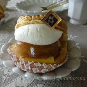 アトリエバニラ*期間限定タルトタタンのアップルパイ*林檎菓子