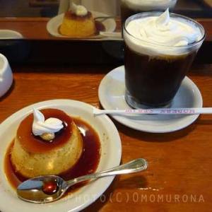 カフェロンディーノが復活開店*珈琲と自家製プリンをふたたび味わう*