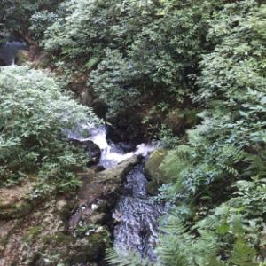 雷山神籠石と雷神社