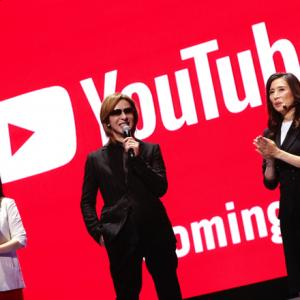 YOSHIKI「YouTube Originals」ドキュメンタリー番組