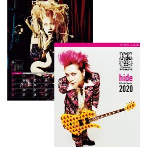 hide Q posket、オフィシャルカレンダー、キャリーケース