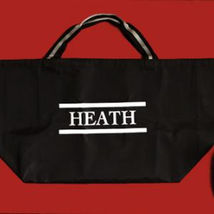 HEATH コットンバッグ、エコバッグ発売