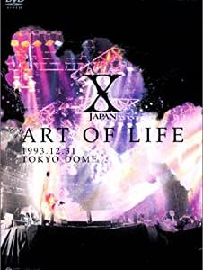 YOSHIKI YouTube「ART OF LIFE」