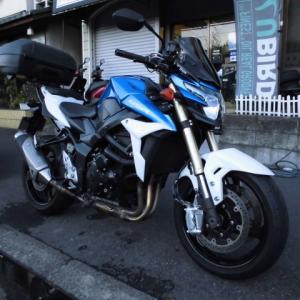 GSR750 ブレンボ ブレーキキャリパー ABS キャンセル
