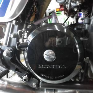 CB900F 油圧クラッチ化  FCC 強化クラッチ 修理  ニュートラル 入り