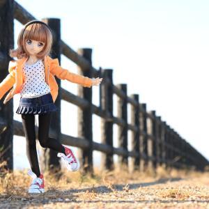 ナツキ、ナナミ姉妹でのんびりお散歩♪