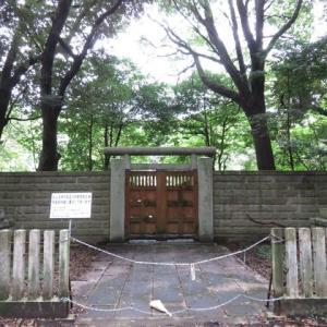 大山元帥墓所
