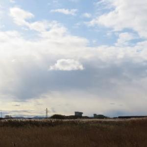空自松島基地の横を通ると。