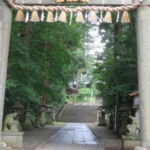 海の日の鹽竈神社
