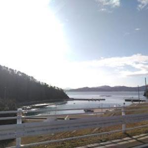 とある漁港