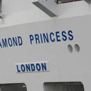 ダイヤモンド・プリンセス