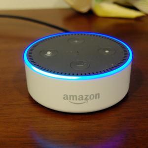 amazon Echo Dot(第2世代)がセールなので購入!