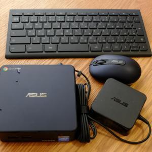 ASUS ChromeBox(日本正規品)を購入! CHROMEBOX-M130U