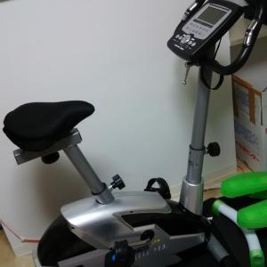 エアロバイク ゲット!