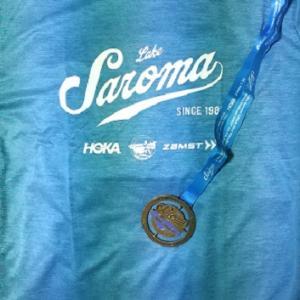 サロマ湖ウルトラマラソン