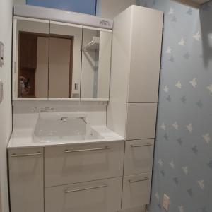 【Web内覧会】洗面脱衣場からのお風呂