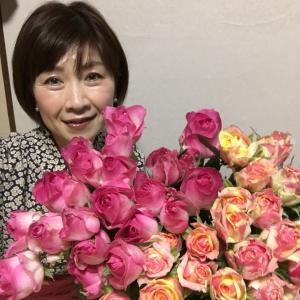 薔薇とおばさん