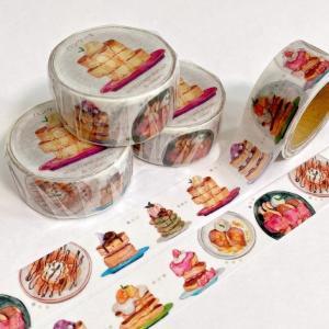 23日22時から販売!パンケーキ マスキングテープ
