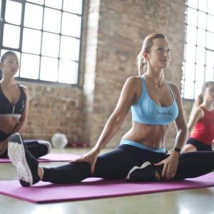 コロナ太り解消】ダイエットやヨガ、ジムなどで大活躍のスポーツウェアに!自宅で痩せる・鍛える家トレーニング♫