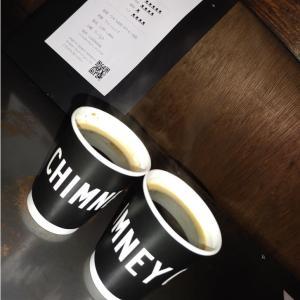 渋谷 CHIMNEY COFFEE 2チムコ目