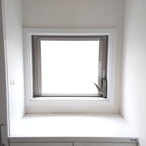 突っ張り棚で空間利用!防災意識高めの玄関づくり