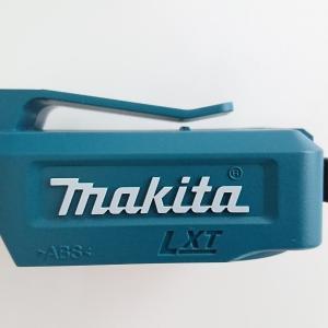 マキタの掃除機を使っているならっ、魅力のバッテリーで防災用に。