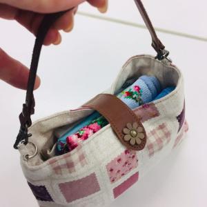 バッグインバッグの中身〜☆例のアレはこうなった!