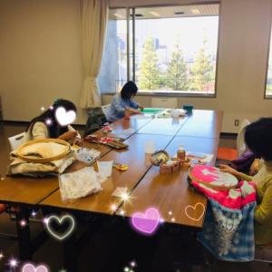 土曜日講座も盛りだくさん〜☆新入会の方も!