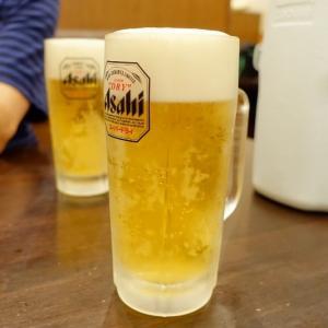飲んでもランチの値段(玉仙楼 石神井公園)