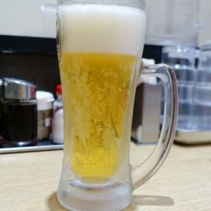 オットだけビールを(れんげ食堂 練馬高野台)