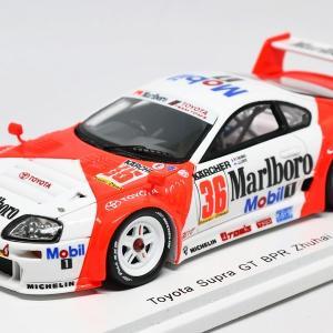 【スパーク】 1/43 ROM特注 トヨタ スープラ GT BPR Zhuhai 1995 #36