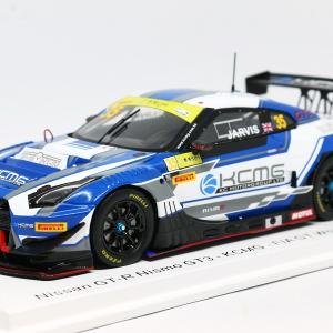 【スパーク】 1/43 日産 GT-R Nismo GT3 #35 - KCMG - FIA GT World Cup Macau 2018