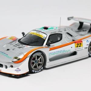 【エブロ】 1/43 R'Qs Vemac 350R #22 SUPER GT 2012