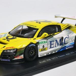 【スパーク】 1/43 Audi R8 GT3 Team Abt #6 2009