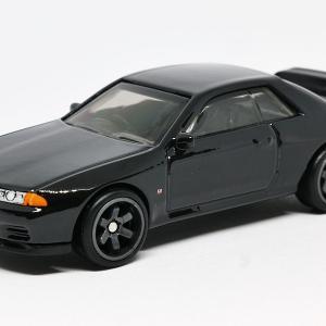 【ホットウィール】 プレミアム ワイルドスピード - 日産 スカイライン GT-R BNR32