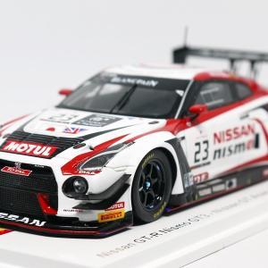 【スパーク】 1/43 日産 GT-R Nismo GT3 #23 - Nissan GT Academy Team RJN - 24H Spa 2016