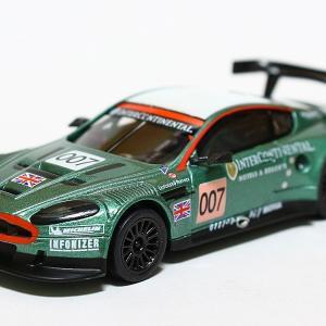 【京商】 1/64 ブリティッシュスポーツカーコレクション - アストンマーチン レーシング DBR9 #007