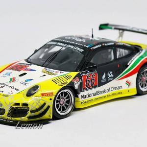 【スパーク】 1/43 ポルシェ 997 GT3 R #66 - 24 Hours of Spa 2013 【SB061】