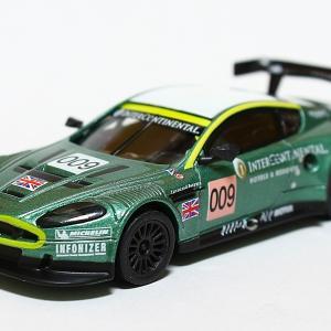 【京商】 1/64 ブリティッシュスポーツカーコレクション - アストンマーチン レーシング DBR9 #009