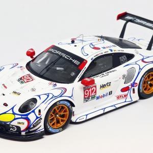 【スパーク】 1/43 ポルシェ 911 RSR